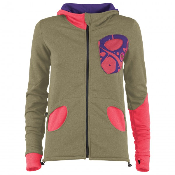 E9 - Women's Toc - Fleece jacket