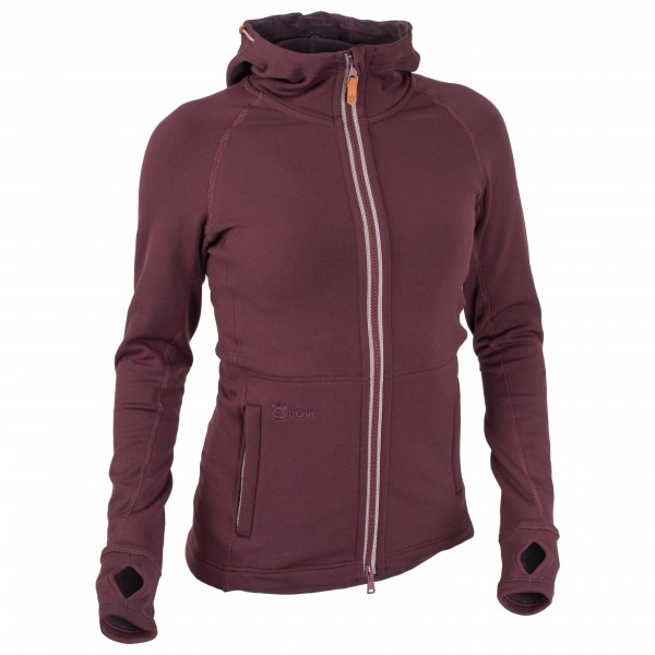 Röjk - Women's Primaloft Zippen Hood - Fleece jacket