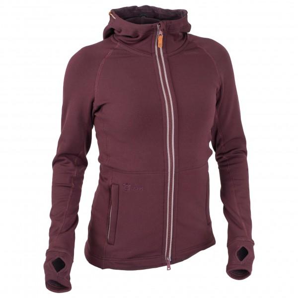 Röjk - Women's Primaloft Zippen Hood - Fleecejacke