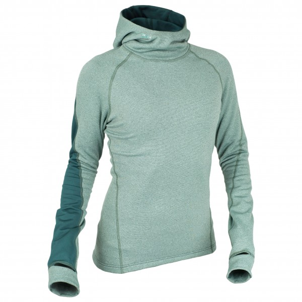 Röjk - Women's Twister Helmet Hood - Fleece pullover