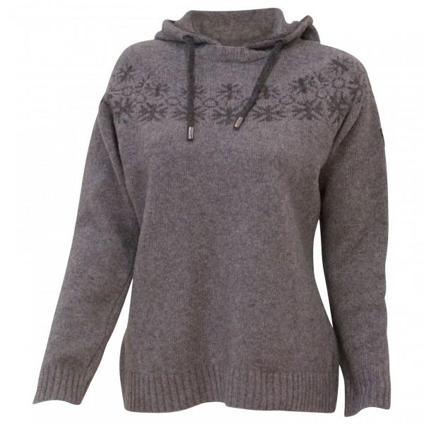 Ivanhoe of Sweden - Women's Moa Hood - Merino sweater