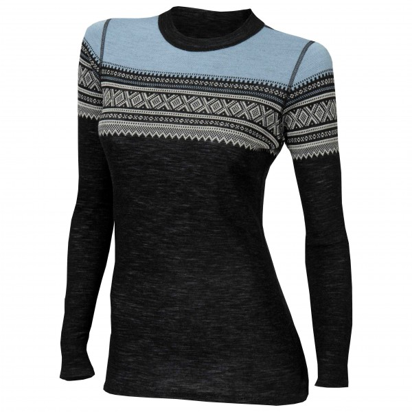 Aclima - Women's DE Marius Crew Neck - Merino sweater