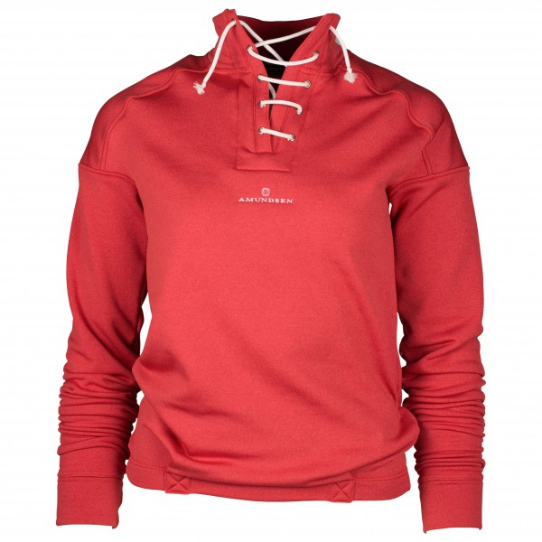 Amundsen - Women's The Hoodless Hoodie - Pull-over polaire