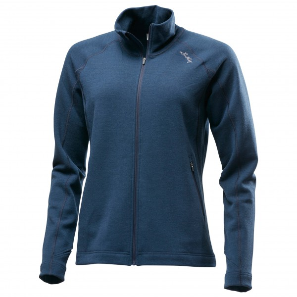 Lundhags - Women's Merino Full Zip - Wolljacke