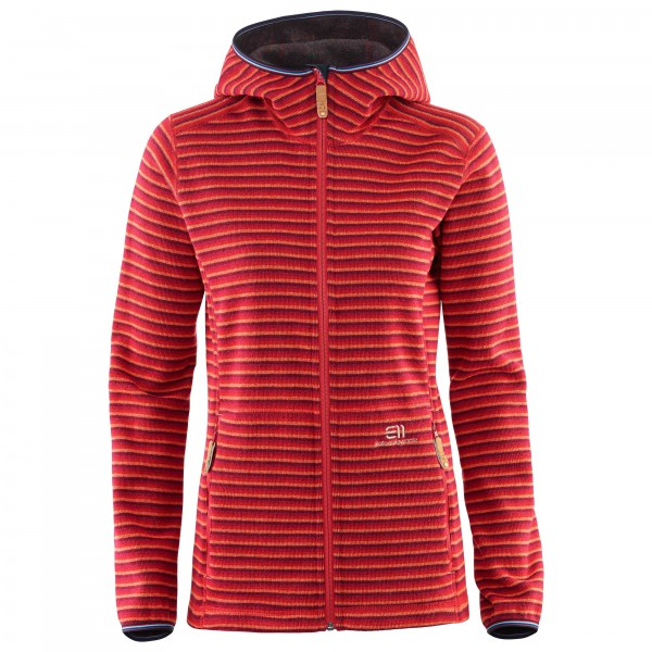 Elevenate - Women's Argentière Hood - Wool jacket