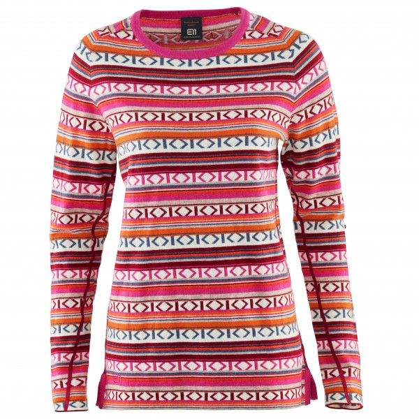 Elevenate - Women's Merino Knit - Merinopullover