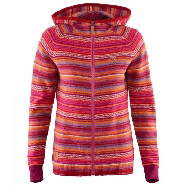 Elevenate - Women's Montagne Hood - Wool jacket