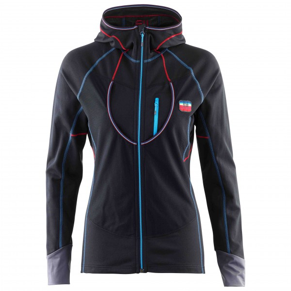 Elevenate - Women's Transition Hood - Fleecetakki