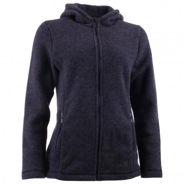 Engel - Women's Jacke mit Kapuze - Wollen jack