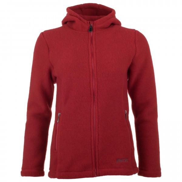 Engel - Women's Jacke mit Kapuze - Wool jacket