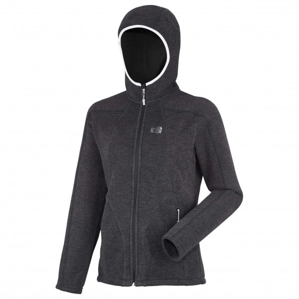 Millet - Women's Wilderness Hoodie - Fleecetakki