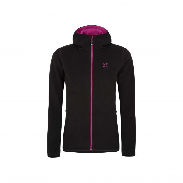 Montura - Fair Fleece Hoody Maglia Woman - Fleecejacke