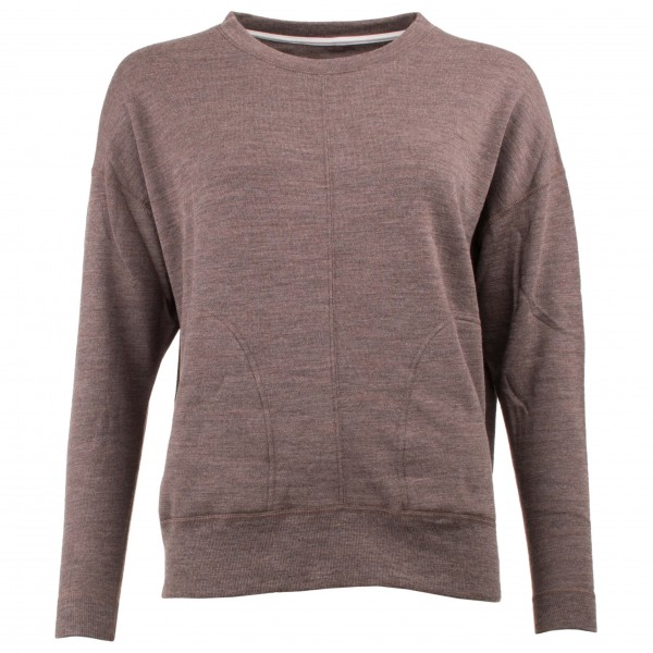 We Norwegians - Basetwo Crewneck Women - Merino trui