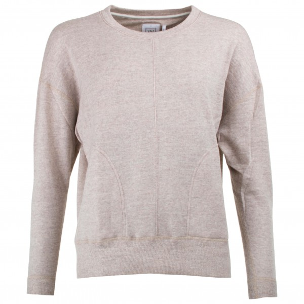 We Norwegians - Basetwo Crewneck Women - Pull-over en laine