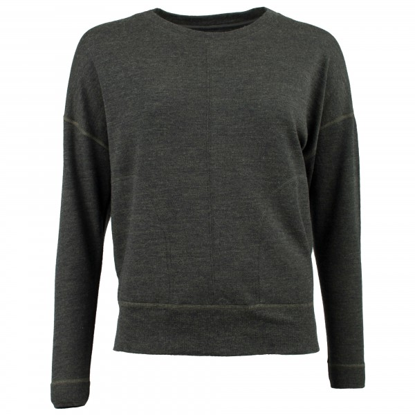 We Norwegians - Basetwo Crewneck Women - Merino sweatere