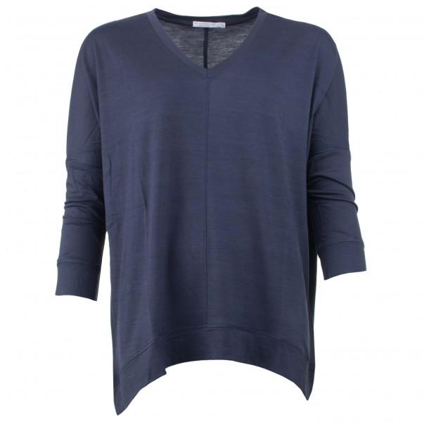 We Norwegians - Women's Baseone Oversized Top - Merino sweatere