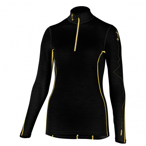 Hyphen-Sports - Women's Weiseck Midlayer - Merinopullover