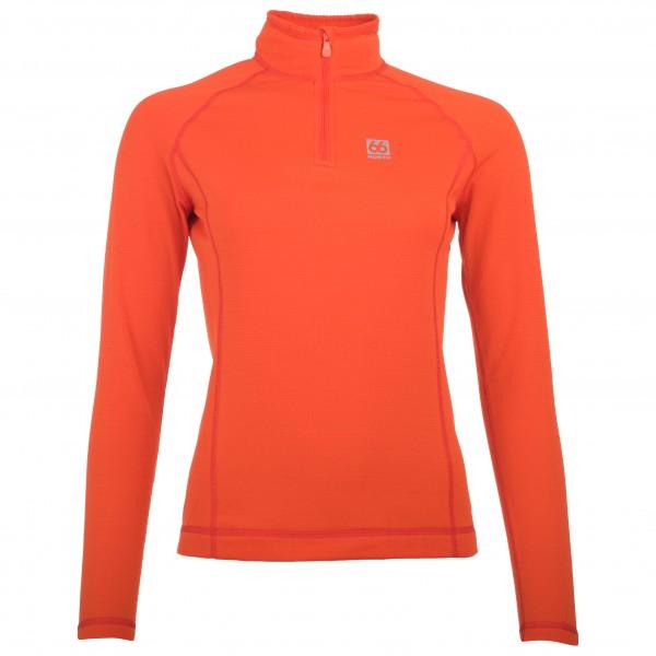 66 North - Women's Grettir Zip Neck - Fleece jumpers
