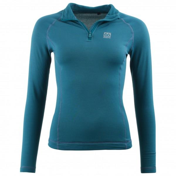 66 North - Women's Grettir Zip Neck - Fleecesweatere