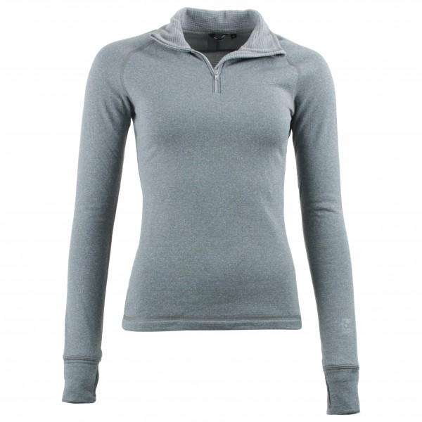 66 North - Women's Grímur Powerwool Zip - Fleecepullover