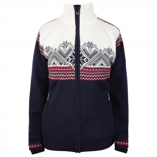 Dale of Norway - Women's Glittertind Jacket WP - Wool jacket