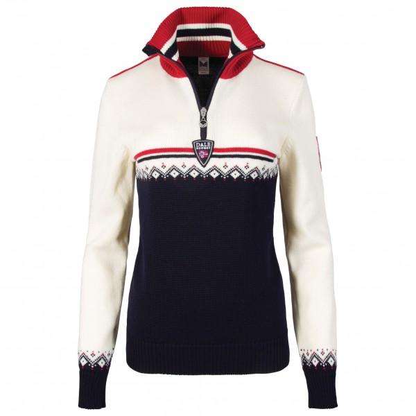 Dale of Norway - Women's Lahti Sweater - Merino trui