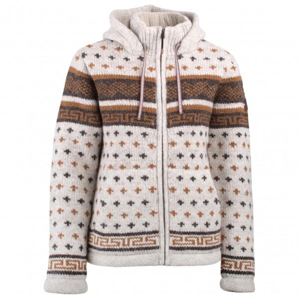 Sherpa - Women's Kirtipur Sweater - Wollen jack