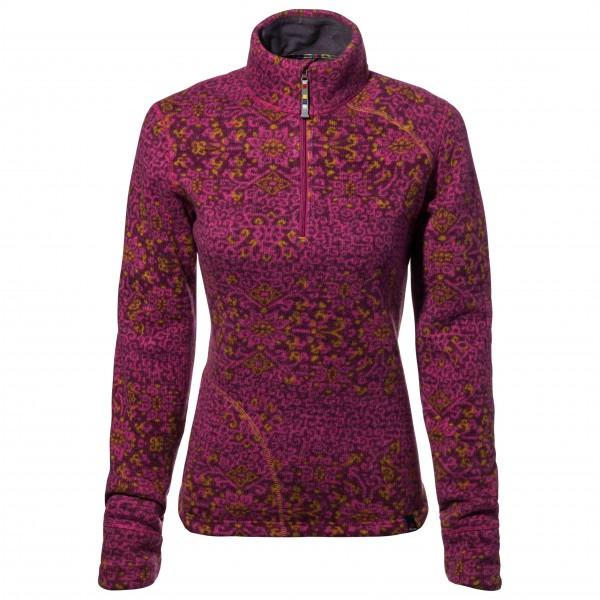 Sherpa - Women's Namla Zip Tee - Fleece pullover