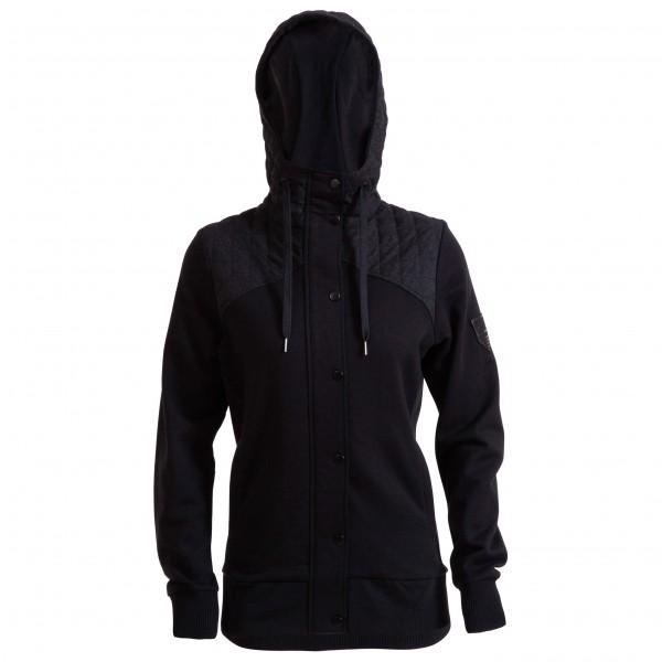 Mons Royale - Womens Hero Hoody - Wool jacket