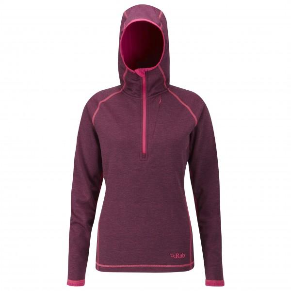Rab - Women's Nucleus Hoody - Fleece jumper