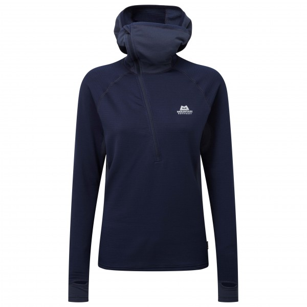 Mountain Equipment - Women's Eclipse Hooded Zip T - Forro polar