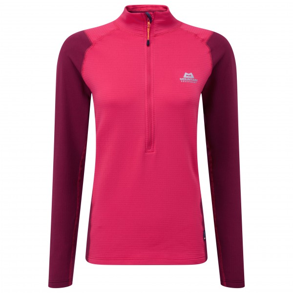 Mountain Equipment - Women's Eclipse Zip T - Fleecejacke