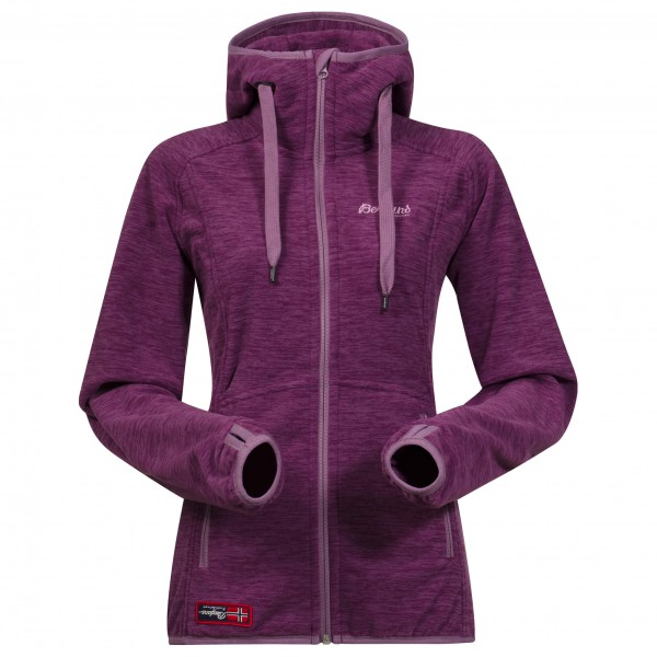 Bergans - Hareid Lady Jacket - Fleecejakke