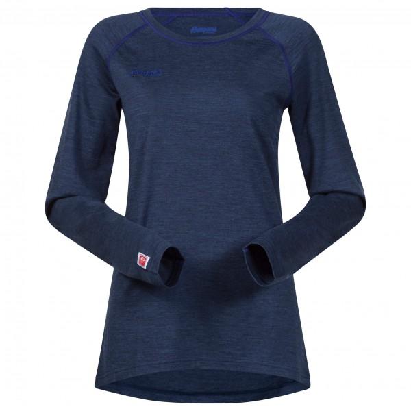 Bergans - Women's Cecilie Wool Long Sleeve - Merino jumpers