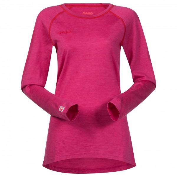 Bergans - Women's Cecilie Wool Long Sleeve - Merino sweatere