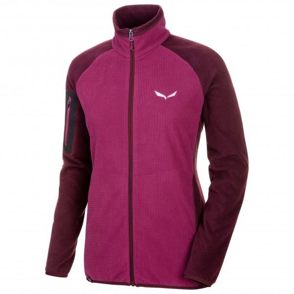 Salewa - Women's Puez Plose 4 Polarlite Full-Zip - Fleece jacket