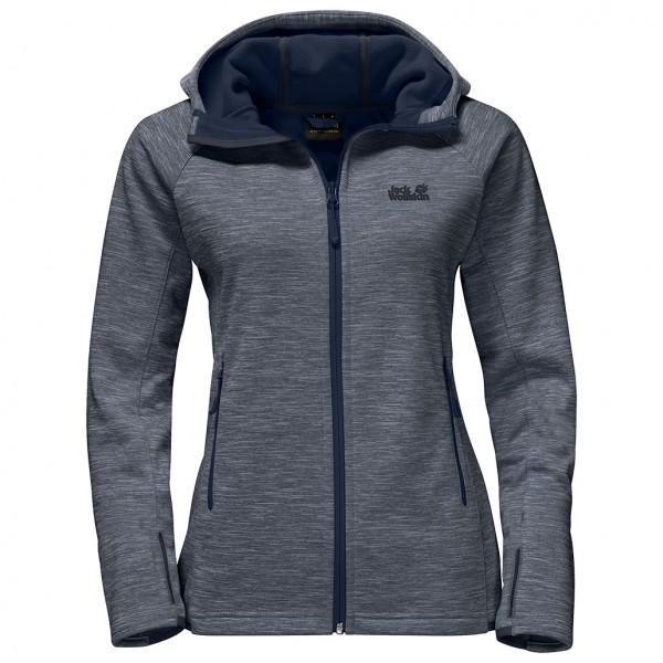 Jack Wolfskin - Women's La Cumbre Trail Jacket - Fleece jacket
