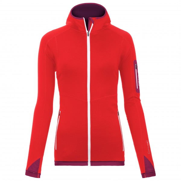 Ortovox - Women's Fleece Light Hoody - Forro polar