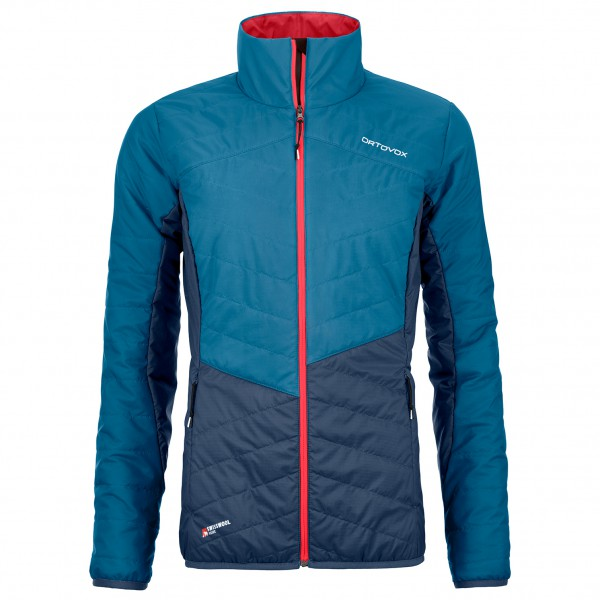 Ortovox - Women's Swisswool Dufour Jacket - Wool jacket