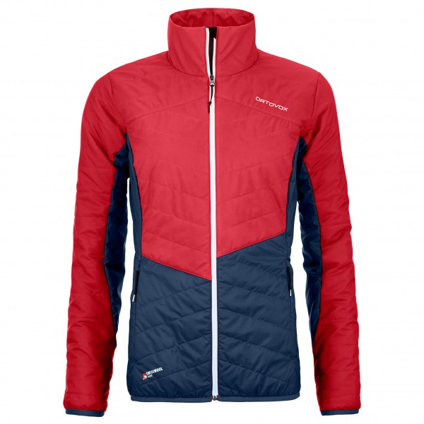Ortovox - Women's Swisswool Dufour Jacket - Villatakki