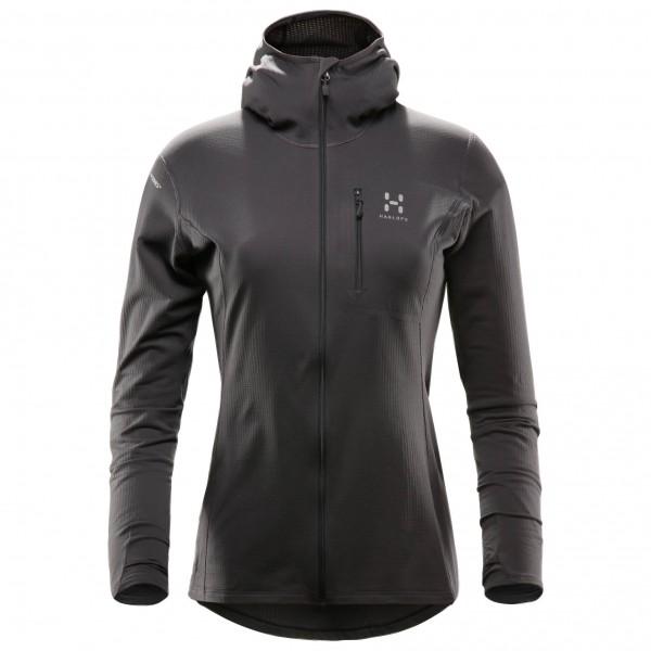 Haglöfs - L.I.M Mid Hood Women - Fleece jacket