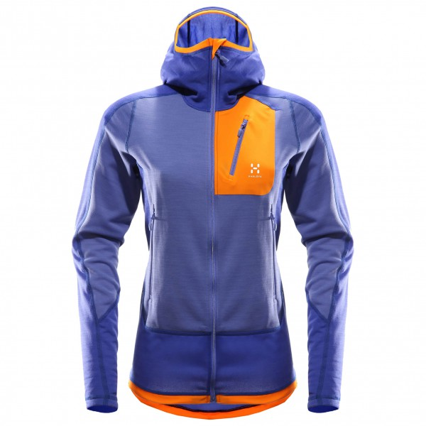 Haglöfs - Triton Pro Hood Women - Fleece jacket