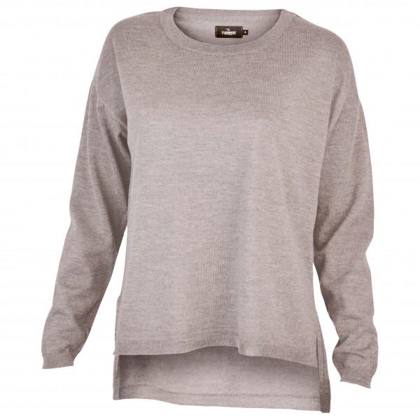 Ivanhoe of Sweden - Women's GY Alma - Merino sweatere