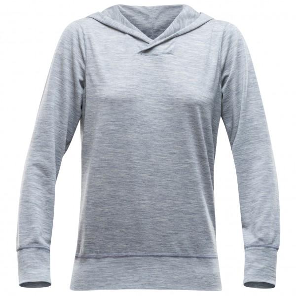 Devold - Buldre Woman Hoodie - Merino sweatere