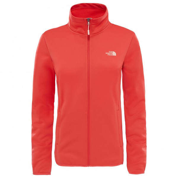 The North Face - Women's Tanken Full Zip Jacket - Fleecejacka