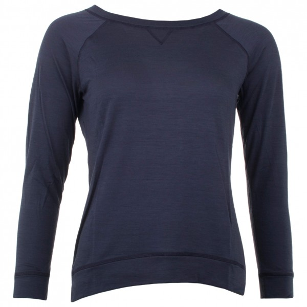 We Norwegians - Women's Baseone Long Sleeve Top - Merino sweatere