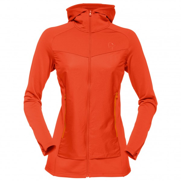 Norrøna - Women's /29 Warm2 Stretch Zip Hoodie - Fleecejakke