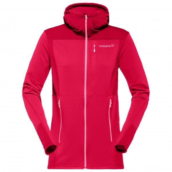Norrøna - Women's Falketind Warm1 Stretch Zip Hoodie - Fleece jacket
