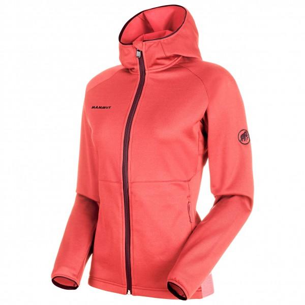 Mammut - Get Away ML Hooded Jacket Women - Fleece jacket