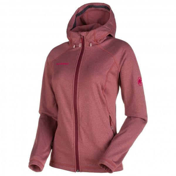 Mammut - Runbold ML Hooded Jacket Women - Fleecejakke